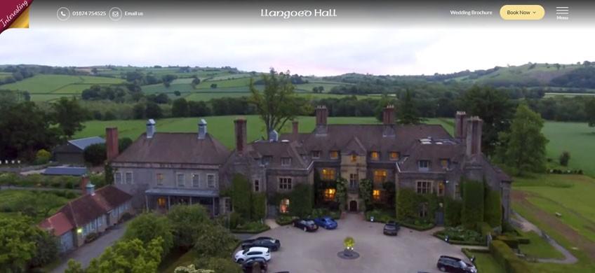 New Website Developed for Award-Winning Country Hotel