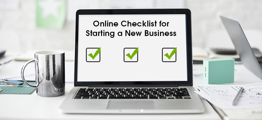 Six Ticks' Online Checklist For Starting a New Business