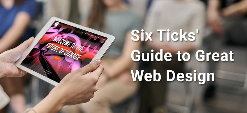 Stylish and Simple – Guide to Great Website Design