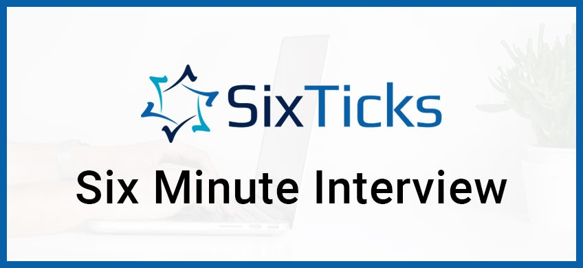 Six Ticks' Six Minute Interview - Managing Director Ian
