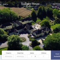 Brand New Website Launched for Oxfordshire Hotel, Sudbury House