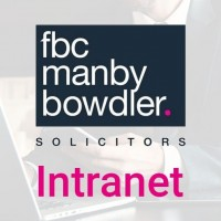 Six Ticks Build Intranet for Law Firm FBC Manby Bowdler