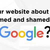 Is Your Website About to Be Named and Shamed by Google?