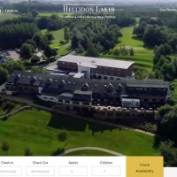 Six Ticks Develop New Website for Top Golf and Spa Hotel