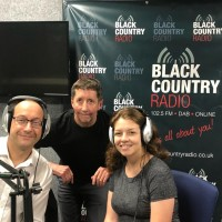 Six Ticks Director Steff Appears on Black Country Radio