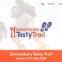 New Website Developed for Shropshire Tasty Trails Event