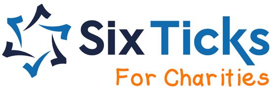 Six Ticks Charity Logo
