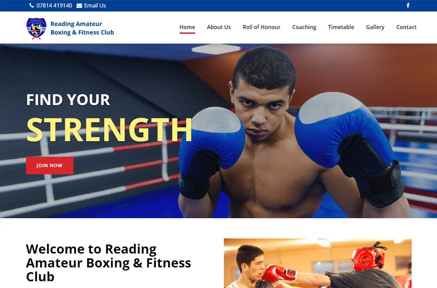 Reading Boxing Club