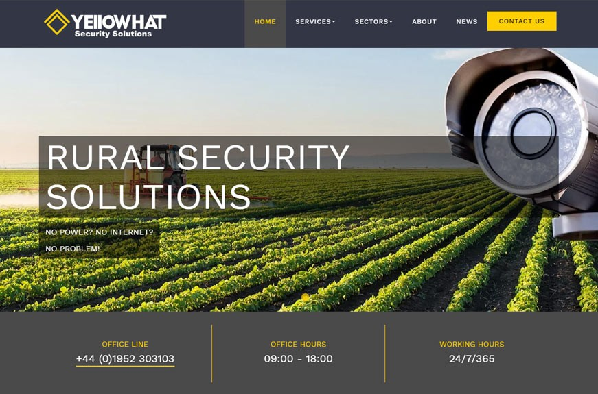 Yellow Hat Security Solutions