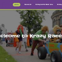 Six Ticks Develop Our Kraziest Website Yet For Krazy Races!