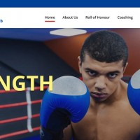 Six Ticks Creates Knockout Website for Reading Boxing Club