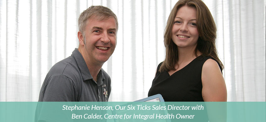 A Healthy New Website for Shropshire's Integral Health Centre