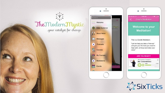 Empowerment at your fingertips with our latest mobile app!