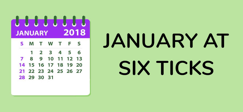 January at Six Ticks