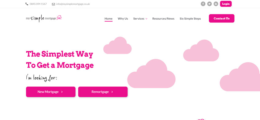 New Website Features Tick Even More Boxes for My Simple Mortgage