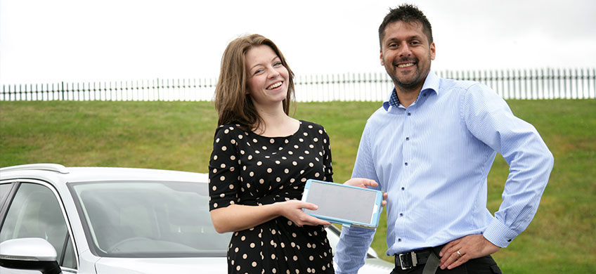 Six Ticks Develops New Website for Shropshire Based Car Leasing Business