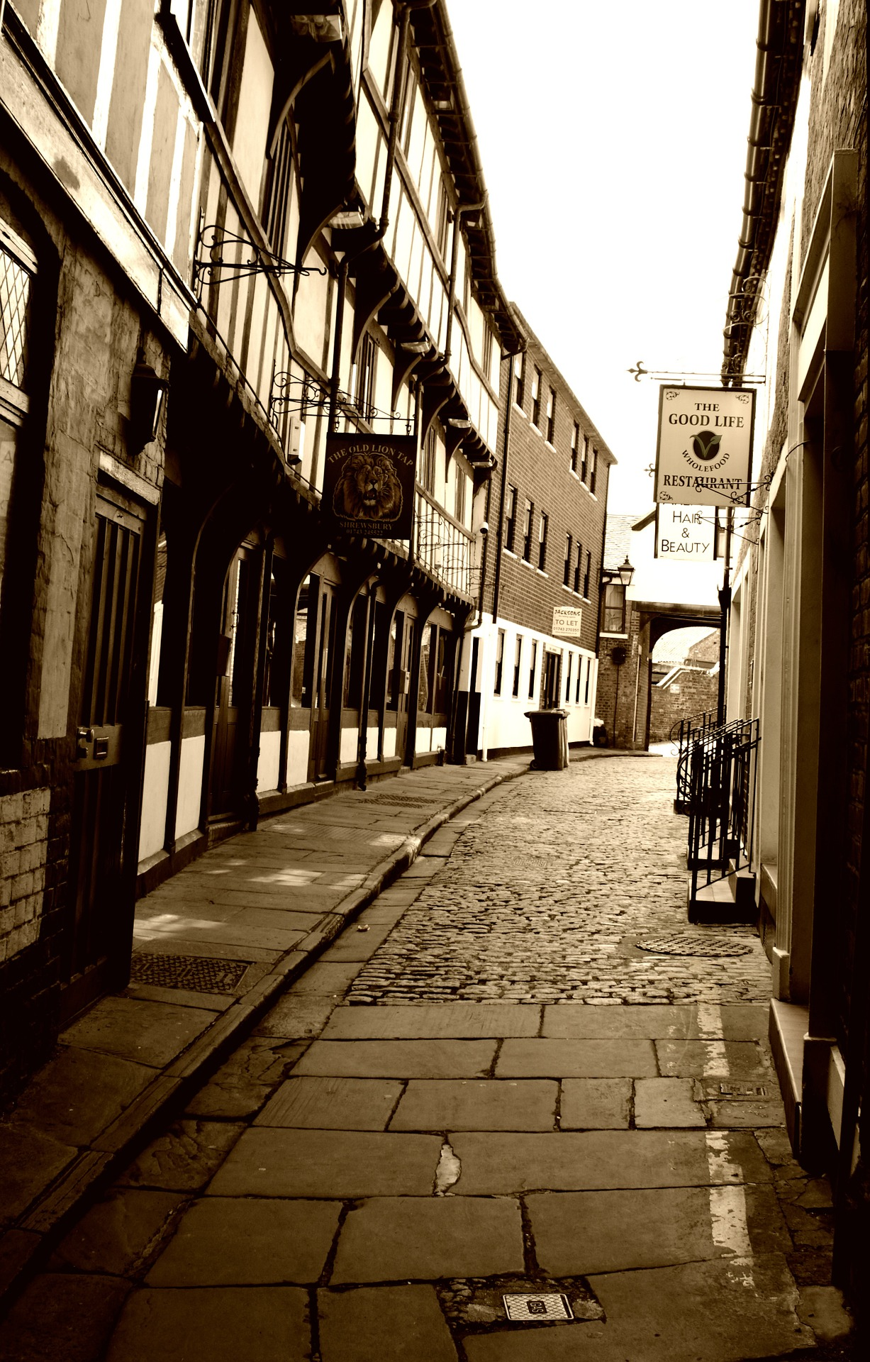 Shrewsbury, Shropshire