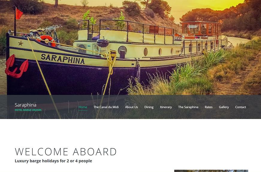 Barge Saraphina