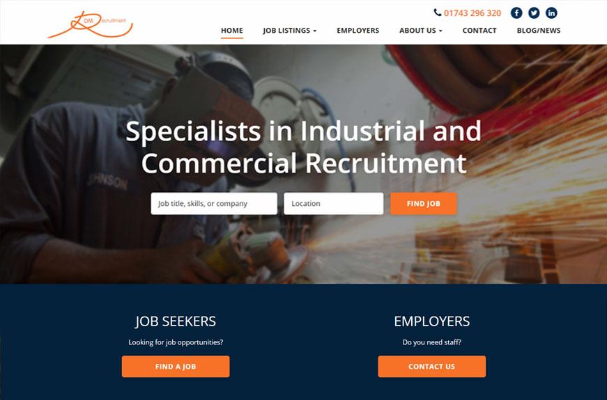 DM Recruitment