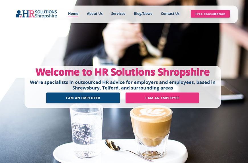 HR Solutions Shropshire