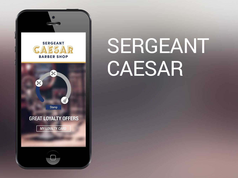 Sergeant Caesar