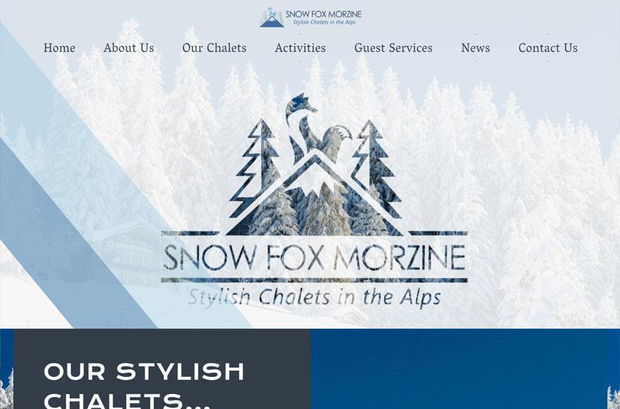 Snow Fox Morzine