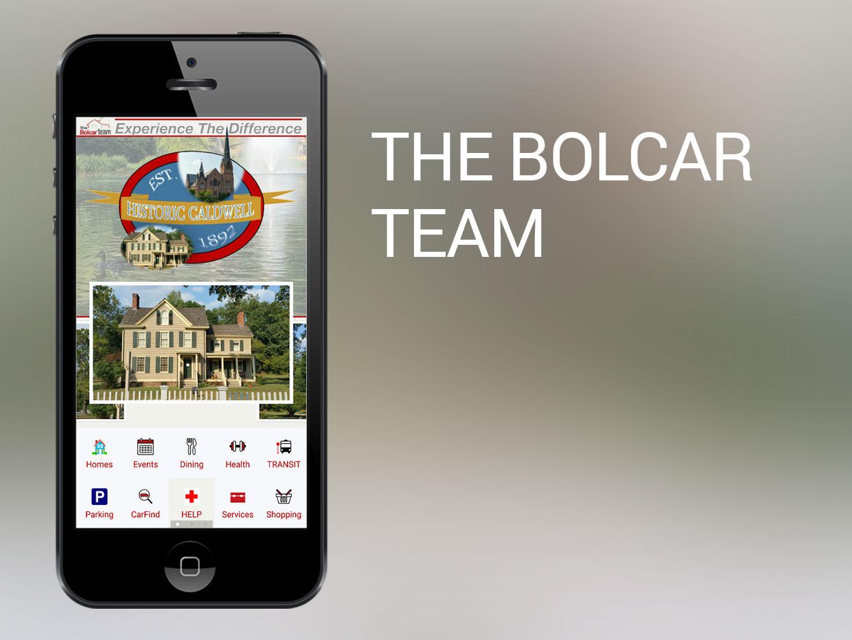 The Bolcar Team Caldwell