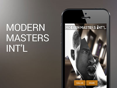 Modern Masters Intl