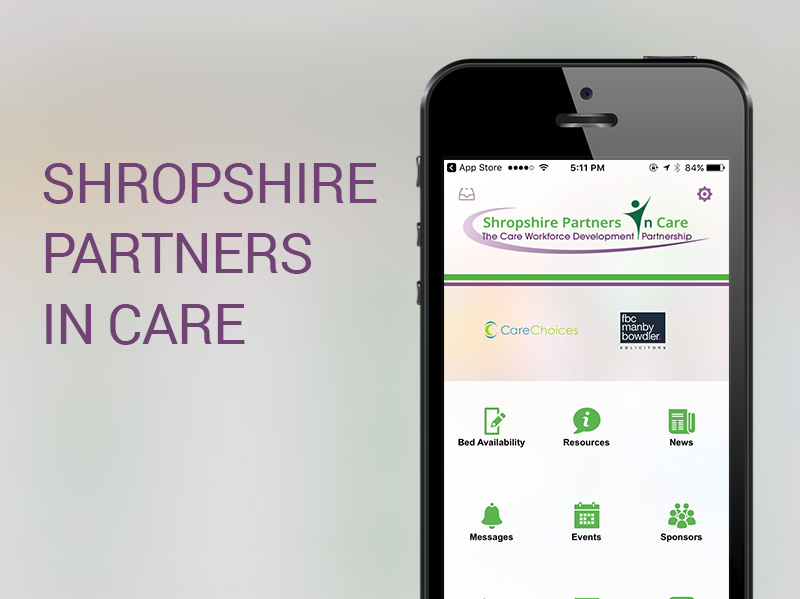 Shropshire Partners in Care