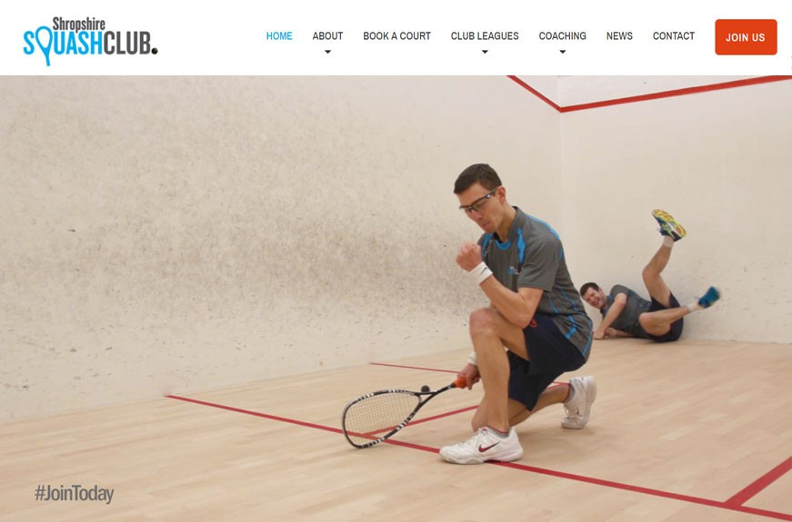 Shropshire Squash Club