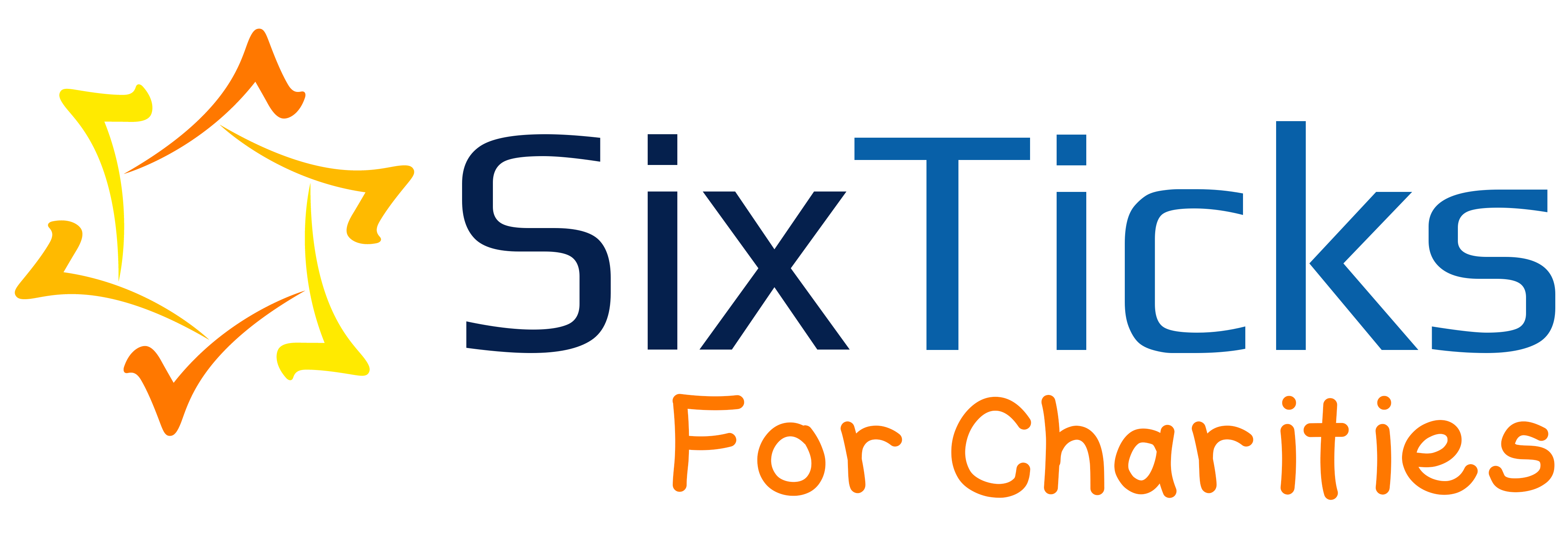 Six Ticks Charity Logo